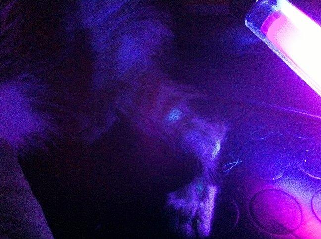 rsz tiña bebes fluorescencia